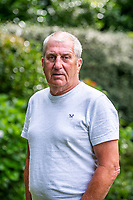 BNPS.co.uk (01202 558833)<br /> Pic: MaxWillcock/BNPS<br /> Date taken: 29/07/2021<br /> <br /> Pictured: Alan Bruce who had his Rolex watch stolen.<br /> <br /> A pair of women dubbed the 'Rolex Rippers' have struck again - targeting another wealthy elderly man to steal his expensive watch.<br /> <br /> On Tuesday, the man in his 80s became the latest victim of two women who are targeting men in affluent areas and close to exclusive golf clubs across southern England.<br /> <br /> This new theft is believed to be at least the 21st incident, with the duo, thought to be in their 20s, targeting men in Dorset, Hampshire, Surrey, Gloucestershire and Sussex.<br /> <br /> In the latest incident, the pair approached the man outside his home in Links Road, Poole, which is next to £2,000-a-year Parkstone Golf Club.