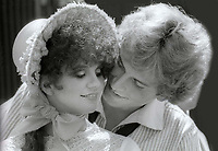 Linda Ronstadt and Rex Smith 1981<br /> Photo By Adam Scull/PHOTOlink.net