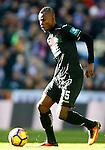 Granada CF's Uche Agbo during La Liga match. January 7,2016. (ALTERPHOTOS/Acero)