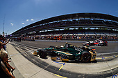 Verizon IndyCar Series<br /> Indianapolis 500 Carb Day<br /> Indianapolis Motor Speedway, Indianapolis, IN USA<br /> Friday 26 May 2017<br /> Ed Carpenter, Ed Carpenter Racing Chevrolet, Graham Rahal, Rahal Letterman Lanigan Racing Honda during the pit stop competition<br /> World Copyright: Scott R LePage<br /> LAT Images<br /> ref: Digital Image lepage-170526-indy-9749