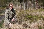 Foto: VidiPhoto<br /> <br /> LOENEN – Bos en hei op de Loenermark bij Loenen. Het Veluwse natuurgebied heeft net als de rest van de Veluwe veel last van verzuring en vermesting, veroorzaakt door een teveel aan stikstofneerslag. Gevolg is dat planten afsterven, insecten verdwijnen en eikenbomen dood gaan. Op een aantal plekken op de Veluwe is 90 procent van de eiken al afgestorven.<br /> Foto: Boswachter Clara Wilken.