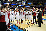 2014 NCAA Tournament: Baylor vs Wisconsin