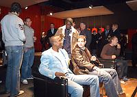17-02-2005,Rotterdam, ABNAMROWTT ,Ajax op bezoek