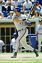 CHICAGO - CIRCA 1998:  José Canseco #44 of the Toronto Blue Jays bats during an MLB game at Comiskey Park in Chicago, Illinois. Canseco played for 17 season for 7 different teams, was a 6-time All-Star and was the 1988 American League MVP.(David Durochik / SportPics) --José Canseco