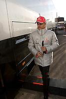 Valencia F1 Tests 23/1/2008