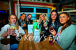 Pictured in Sean Og's Tralee on Monday were Kellie O'Connor, Alice O'Sullivan, Orlaith O'Shea, bar person, Claire Jordan, Katie O'Sullivan and Seona Kealy.