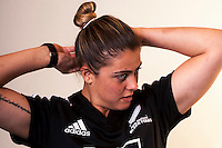 Eloise Blackwell. New Zealand Black Ferns headshot outtakes at The Rugby Institute, Palmerston North, New Zealand on Thursday, 28 May 2015. Photo: Dave Lintott / lintottphoto.co.nz
