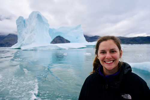 lizabeth Tray, from North Carolina, is team leader for data co-ordination and reporting on marine spatial planning