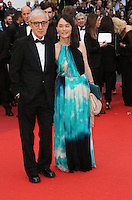 WOODY ALLEN - RED CARPET OF THE OPENING CEREMONY AND FILM 'CAFE SOCIETY' AT THE 69TH FESTIVAL OF CANNES 2016