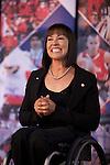 Chantal Petitclerc, Rio 2016.<br /> Highlights from the Rio 2016 Chef de Mission Announcement in Montreal // Faits saillants de l'annonce du chef de mission Rio 2016 à Montréal. 09/09/2014.