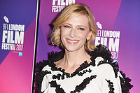 Cate Blanchett<br /> arriving for the LFF Connects photocall at the BFI, South Bank, London<br /> <br /> <br /> ©Ash Knotek  D3321  06/10/2017