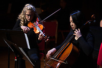 Symphony of Sounds 2018, performed by UAA Department of Music students and faculty.