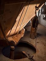 Wassermühle Muglin Mall  in Santa Maria, Val Müstair-Münstertal, Engadin, Graubünden, Schweiz, Europa<br /> watermill Muglin Mall in Santa Maria, Val Müstair-Münster Valley, Engadine, Grisons, Switzerland