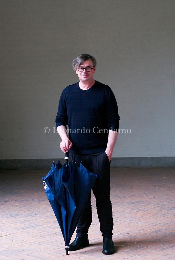 Jaroslav Rudis, é uno scrittore ceco. © Leonardo Cendamo