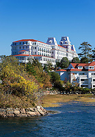 The Wentworth by the Sea (formerly The Hotel Wentworth), historic grand hotel in New Castle, New Hampshire, USA