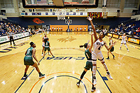 SAN ANTONIO, TX - MARCH 3, 2018: The University of Texas at San Antonio Roadrunners fall to the University of Alabama Birmingham Blazers 74-66 at the UTSA Convocation Center. (Photo by Jeff Huehn)