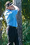 PALM BEACH GARDENS, FL. - Todd Hamilton during Round Three play at the 2009 Honda Classic - PGA National Resort and Spa in Palm Beach Gardens, FL. on March 7, 2009.