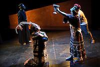 Death of Atahualpa press images