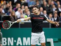 17-02-12, Netherlands,Tennis, Rotterdam, ABNAMRO WTT,  Roger Federer