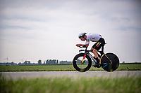 Tony Martin (DEU/Jumbo-Visma)<br /> <br /> Men Elite Individual Time Trial <br /> from Knokke-Heist to Bruges (43.3 km)<br /> <br /> UCI Road World Championships - Flanders Belgium 2021<br /> <br /> ©kramon