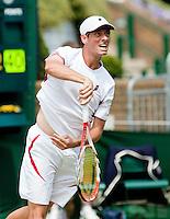 25-6-09, England, London, Wimbledon, Rogier Wassen