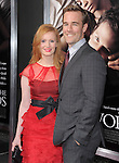James Van Der Beek and Kimberly Brook attends The Premiere of The Words held at The Arclight Theatre in Hollywood, California on September 04,2012                                                                               © 2012 DVS / Hollywood Press Agency