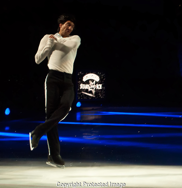 Male Skater in a Jump