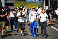 July 3rd 2021; F1 Grand Prix of Austria, qualifying sessions;  NORRIS Lando (gbr), McLaren MCL35M, during the  2021 Austrian Grand Prix, 9th round of the 2021 FIA Formula One World Championship