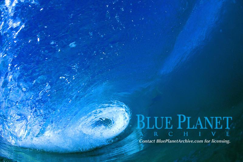 breaking wave, Sandy Beach, Island of Oahu, Hawaii, Pacific Ocean