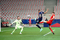 Goal - Kylian MBappe (France)<br /> Uefa European friendly football match between France and Wales at Allianz Riviera stadium in Nice (France), June 2nd, 2021. Photo Norbert Scanella / Panoramic / Insidefoto <br /> ITALY ONLY