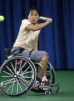 17-11-07, Netherlands, Amsterdam, Wheelchairtennis Masters 2007,