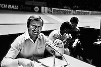 1983, ABN WTT, Speaker Wout Dijkhuizen