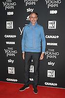 Christophe ROSSIGNON - Presentation de la nouvelle serie de Canal+ ' THE YOUNG POPE ' realisee par Paolo Sorrentino le 17 octobre 2016 - Cinematheque Francaise - Paris - France