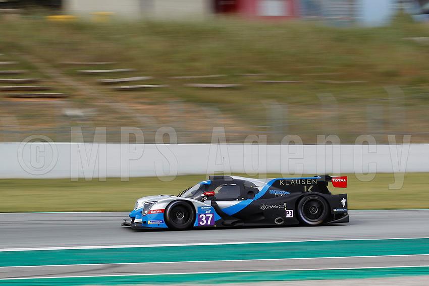 #37 COOL RACING (CHE) LIGIER JS P320 - NISSAN LMP3 ANTOINE DOQUIN (FRA) / JOSH SKELTON (GBR)