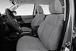 Front seat view of 2016 Toyota Tacoma SR5 4 Door Pickup Front Seat  car photos