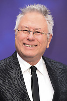 """Composer, Alan Menken<br /> arriving for the """"Aladdin"""" premiere at the Odeon Luxe, Leicester Square, London<br /> <br /> ©Ash Knotek  D3500  09/05/2019"""