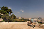G-153 Sherover promenade in Jerusalem