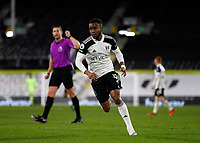 3rd February 2021; Craven Cottage, London, England; English Premier League Football, Fulham versus Leicester City; Ademola Lookman of Fulham