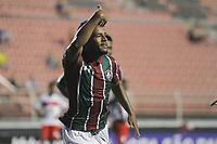Itu (SP), 11/01/2020 - Fluminense-CRB AL - Jefferson comemora gol do Fluminense. Partida entre Fluminense e CRB-AL pela Copa São Paulo de Futebol Junior no estádio Noveli Junior em Itu neste sábado (11).