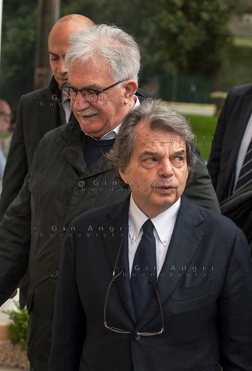Raffaele Bonanni, Renato Brunetta
