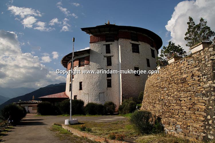 Bhutan National Museum at Paro. Arindam Mukherjee..
