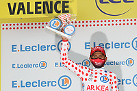 6th July 2021, Albertville, Auvergne-Rhône-Alpes, France;  TOUR DE FRANCE 2021- UCI Cycling World Tour. Stage 10 from Albertville to Valence on the 6th of July 2021, Valence, France. Nairo Quintana Colombia Team Arkea - Samsic
