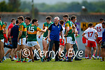 Kerry Selector James Foley after the Allianz Football League Division 1 Semi-Final, between Tyrone and Kerry at Fitzgerald Stadium, Killarney, on Saturday.