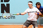 Alejandro Gonzalez during Madrid Open Tennis 2015 match.May, 4, 2015.(ALTERPHOTOS/Acero)