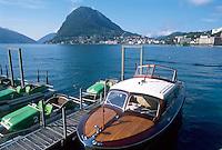 - theLugano lake....- il lago di Lugano