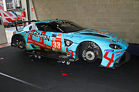 #33 TF SPORT DEU LMGTE Am /Aston Martin Vantage AMR Ben Keating (USA)/Dylan Pereira (LUX)/Felipe Fraga (BRA)
