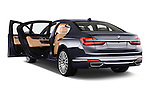 Car images of 2016 BMW 7 Series 740i 4 Door Sedan Doors