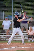 Joe Jaconski (35) during the WWBA World Championship at Terry Park on October 9, 2020 in Fort Myers, Florida.  Joe Jaconski, a resident of Plymouth Meeting, Pennsylvania who attends Plymouth Whitemarsh, is committed to North Carolina.  (Mike Janes/Four Seam Images)