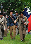 Texas Confederate troops , Battle of Gettysburg, July 1-3 1863, Gettysburg Campaign, American Civil War, North, South, Robert E, Lee,  Confederate, Union army, Chancellorsville, Shenandoah Valley, President Abraham Lincoln, Little Round Top, Wheatfield, Devil's Den, Peach Orchard, Pickett's Charge, Gettysburg National Cemetery, Confederate army, Major General Jubal Early, Commonwealth of Union, Union Maj. Gen. Gordon Meade, Army of Potomac, Commonwealth of Pennsylvania, Penn, Penna, natives, Northeasterners, Middle Atlantic region, Philadelphia, Keystone State, 1802, Thirteen Colonies, Declaration of Independence, State of Independence, Liberty, Conestoga wagons, Quaker Province, Founding Fathers, 1774, Constitution written,Commonwealth of Pennsylvania, Penn, Penna, natives, Northeasterners, Middle Atlantic region, Philadelphia, Keystone State, 1802, Thirteen Colonies, Declaration of Independence, State of Independence, Liberty, Conestoga wagons, Quaker Province, Founding Fathers, 1774, Constitution written, Fine Art Photography by Ron Bennett, Fine Art, Fine Art photography, Art Photography, Copyright RonBennettPhotography.com © Fine Art Photography by Ron Bennett, Fine Art, Fine Art photography, Art Photography, Copyright RonBennettPhotography.com ©