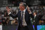 League ENDESA 2015-2016-Game: 27.<br /> FIATC Joventut vs Rio Natura Monbus Obradoiro: 74-71.<br /> Moncho Fernandez.